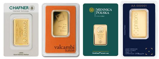 kurs palladu, złota i srebra